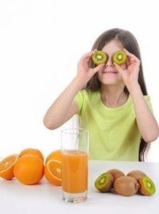 salud de tus ojos - cítricos