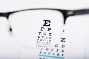 Visión borrosa con astigmatismo